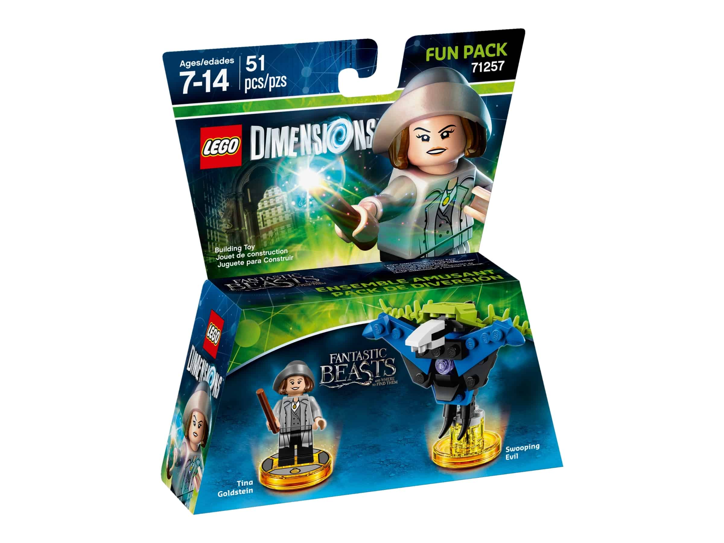 lego 71257 tina goldstein fun pack