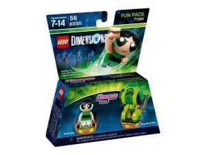 lego 71343 powerpuffjentene fun pack