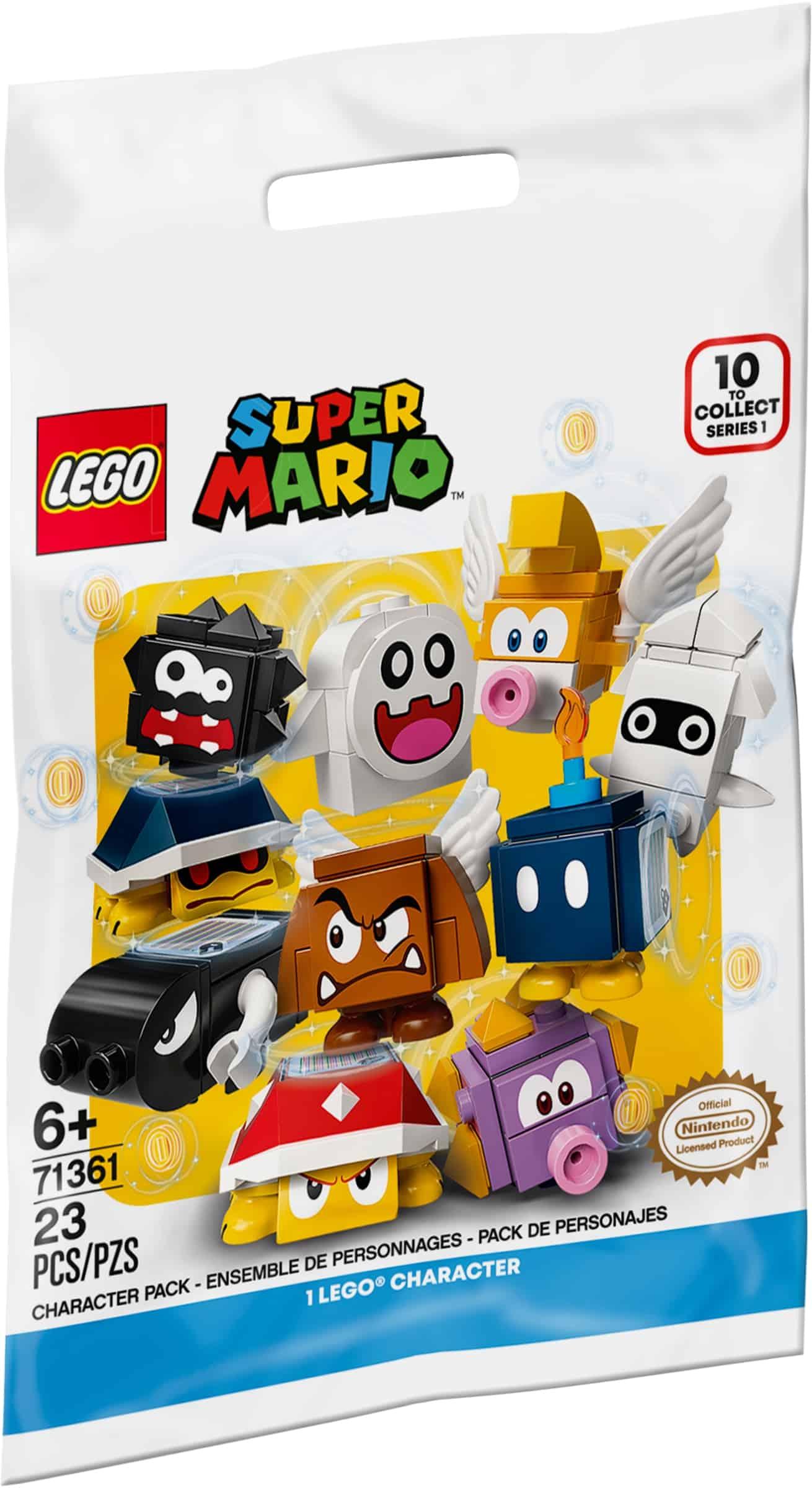 lego 71361 figurpakker