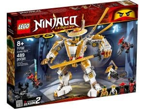 lego 71702 den gylne robot