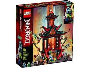 lego 71712 galskapens keiserlige tempel