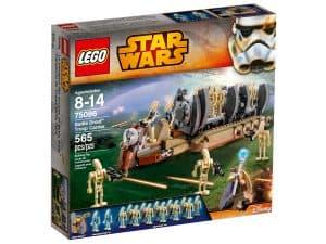 lego 75086 battle droid troppetransport