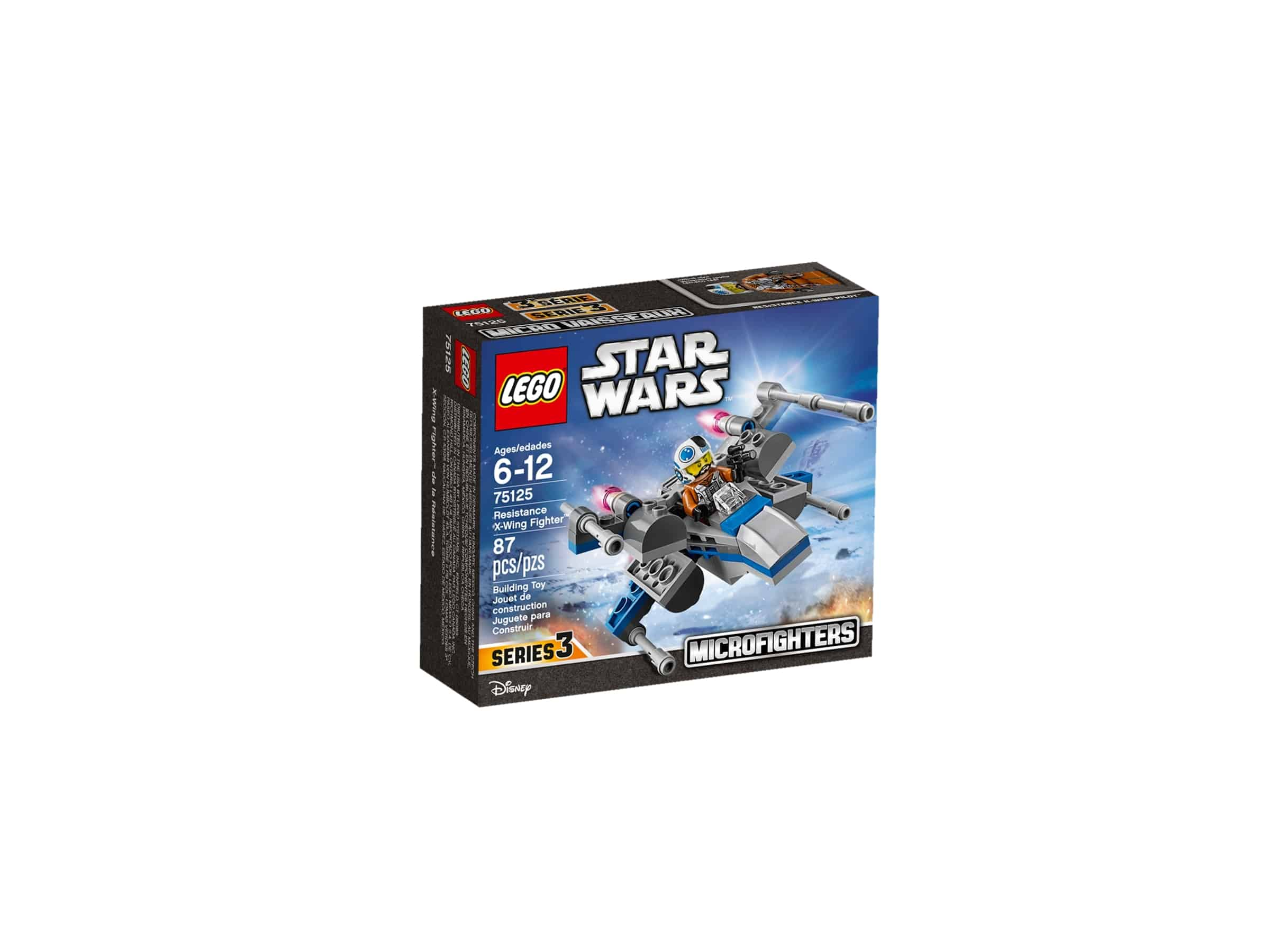 lego 75125 opprorernes x wing fighter