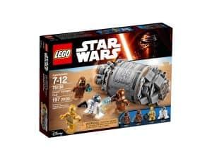 lego 75136 droid romningskapsel