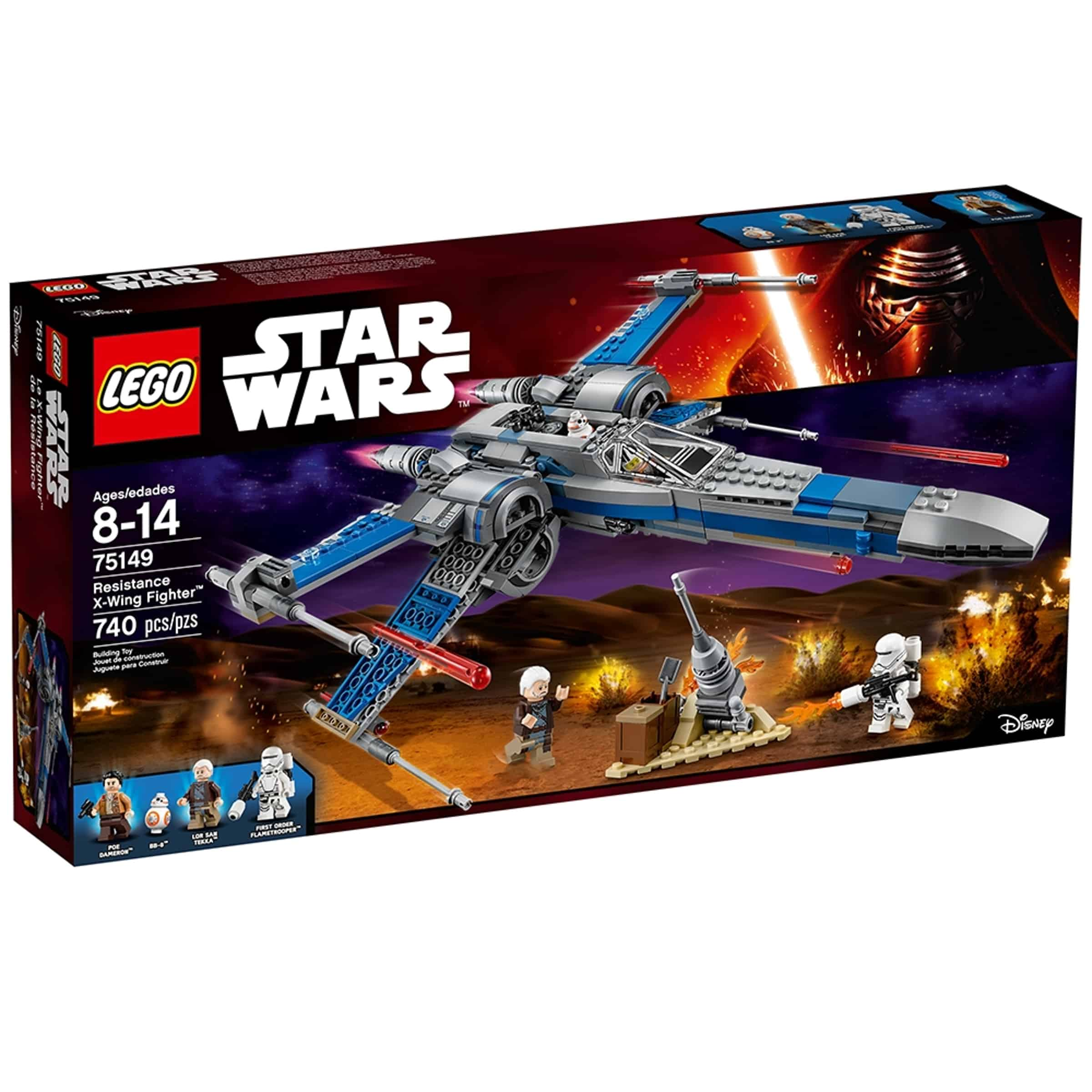 lego 75149 opprorernes x wing fighter