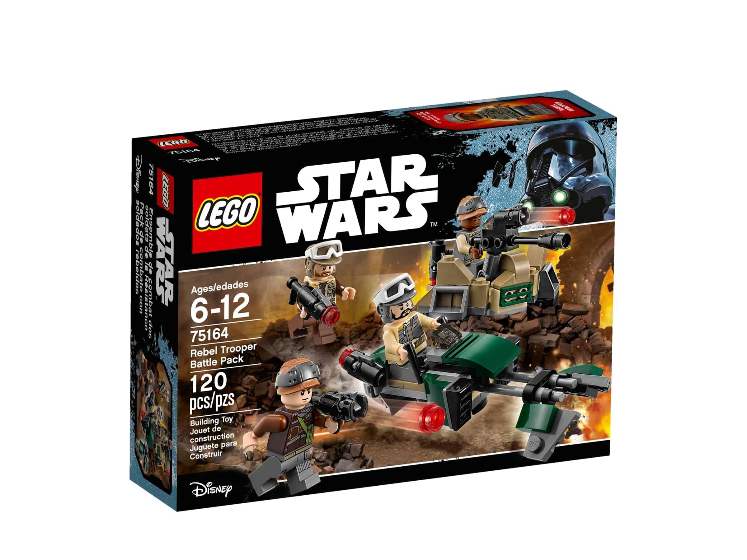 lego 75164 stridspakke med opprorssoldat