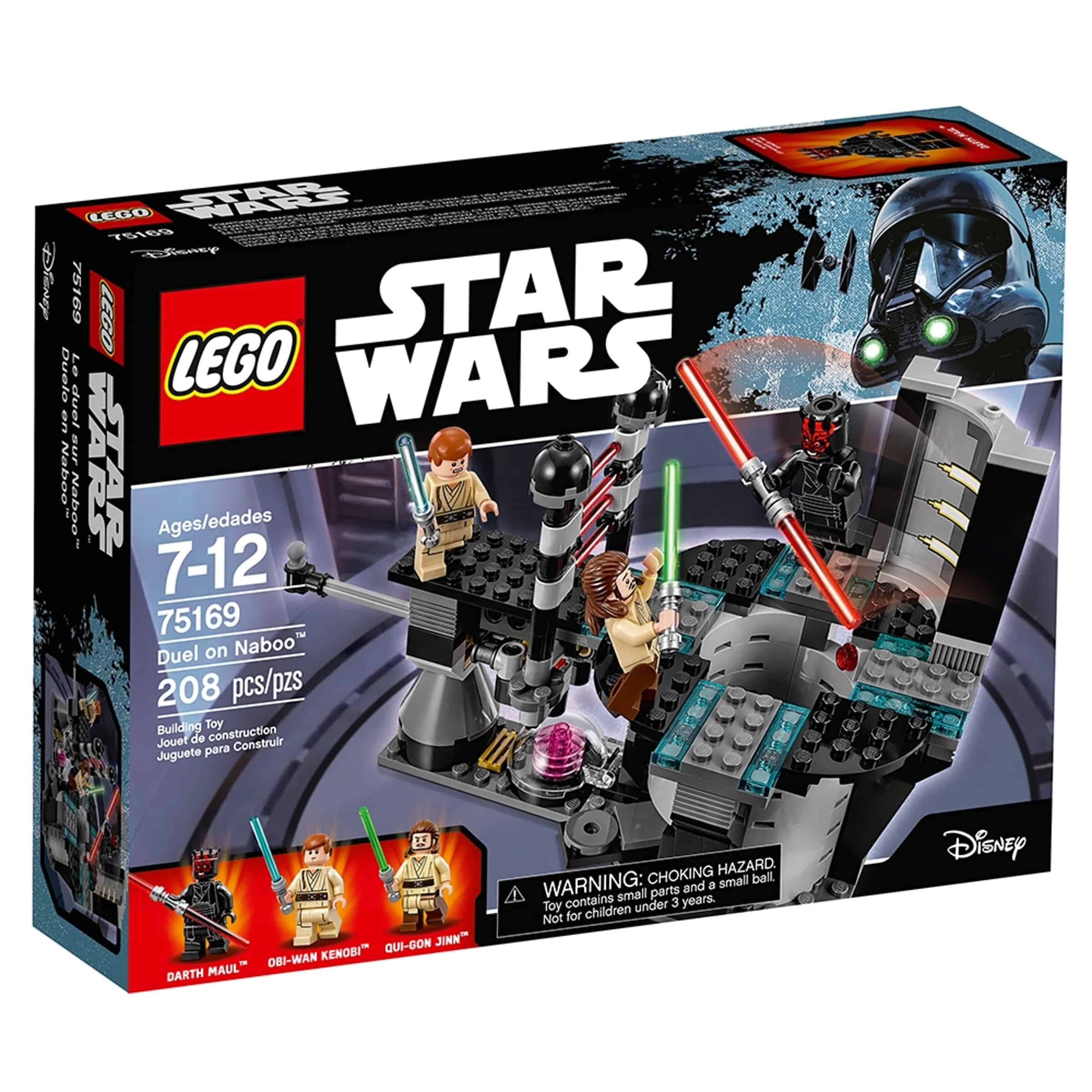 lego 75169 duell pa naboo