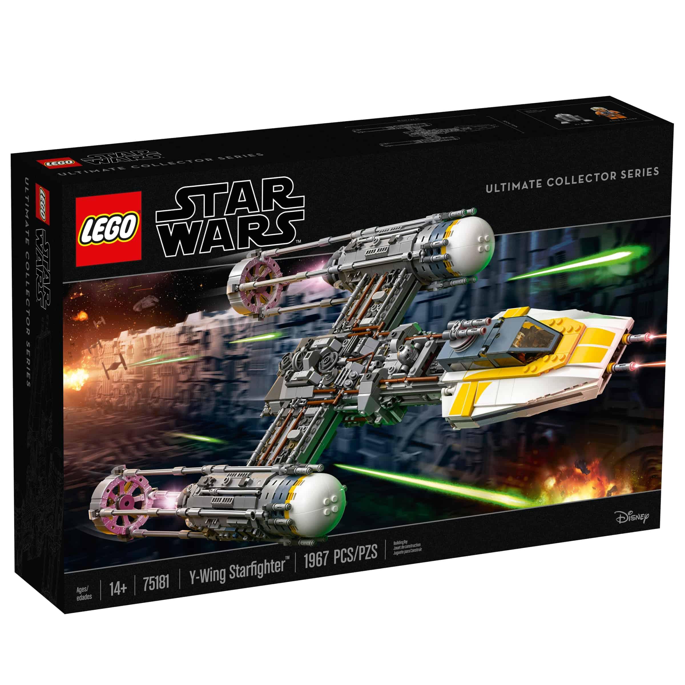 lego 75181 y wing starfighter