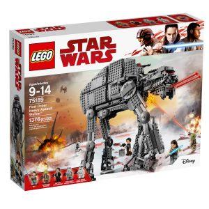 lego 75189 first order heavy assault walker