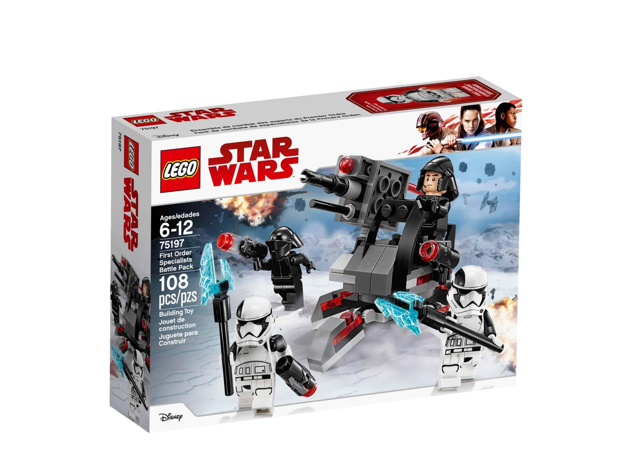 lego 75197 stridspakke first order spesialister