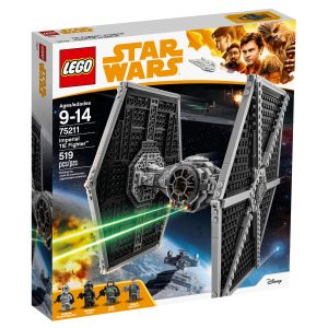 lego 75211 imperiets tie fighter