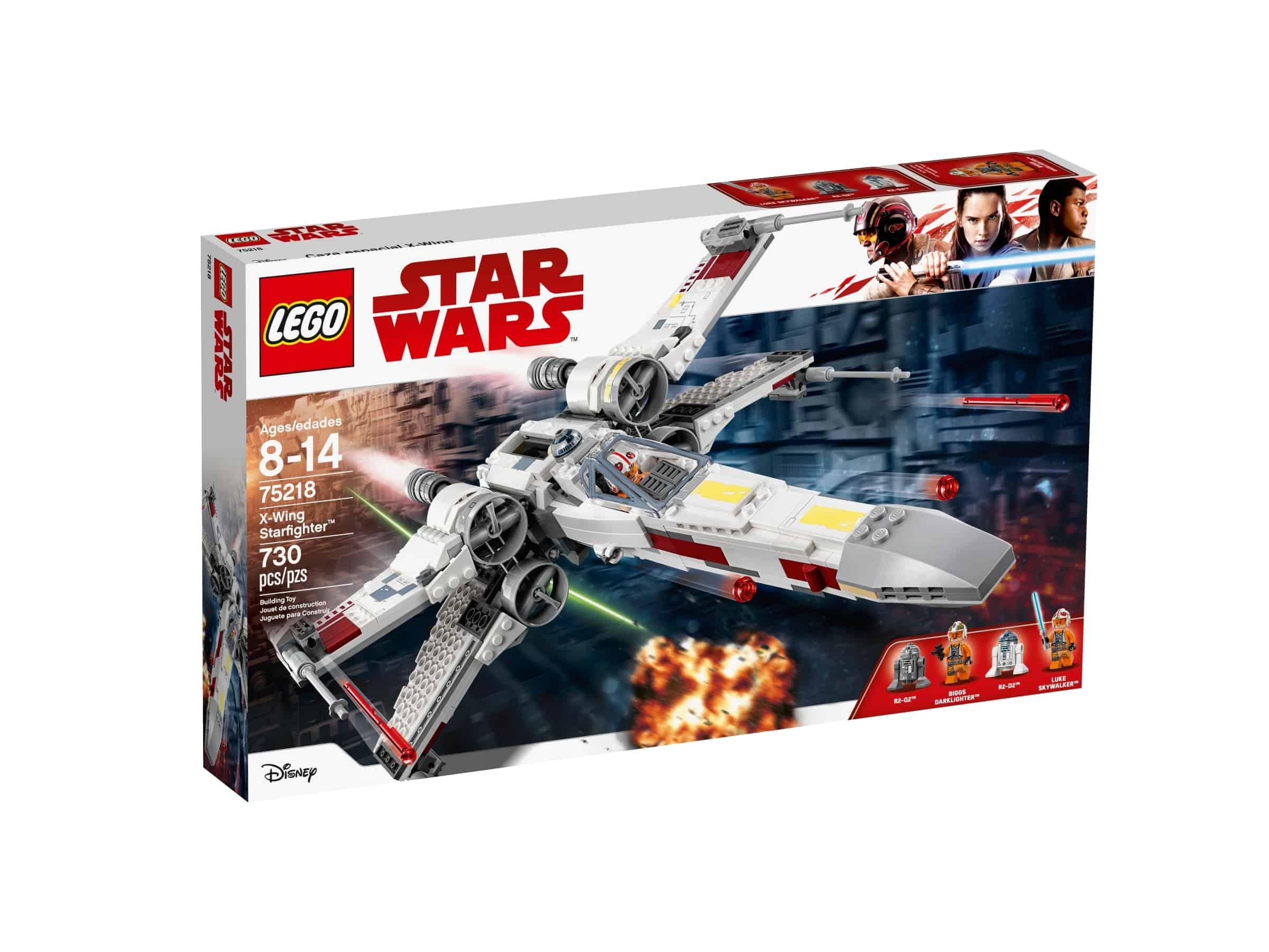 lego 75218 x wing starfighter