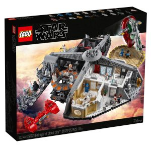 lego 75222 sviket i cloud city