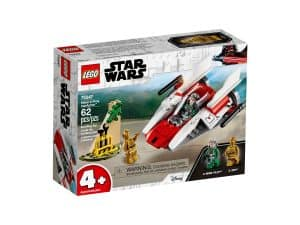 lego 75247 opprorernes a wing starfighter