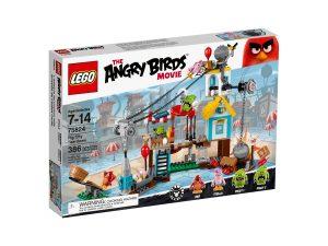 lego 75824 pig city faller