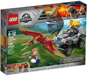 lego 75926 pteranodon jakt