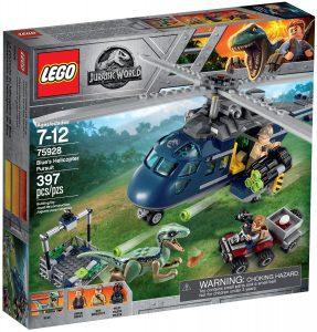 lego 75928 blas helikopterjakt