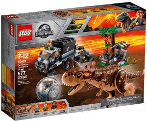 lego 75929 carnotaurus gyrokuleflukt