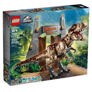 lego 75936 jurassic park t rex pa tokt