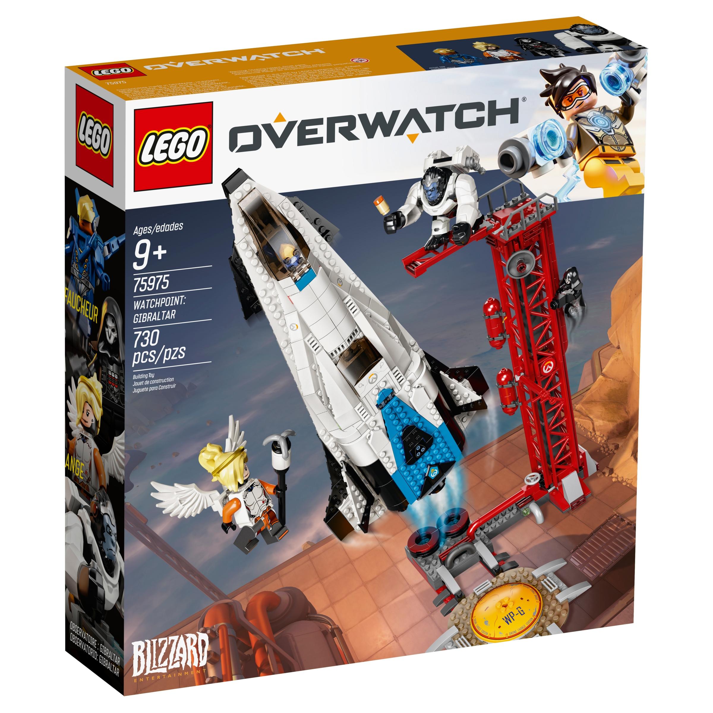 lego 75975 watchpoint gibraltar