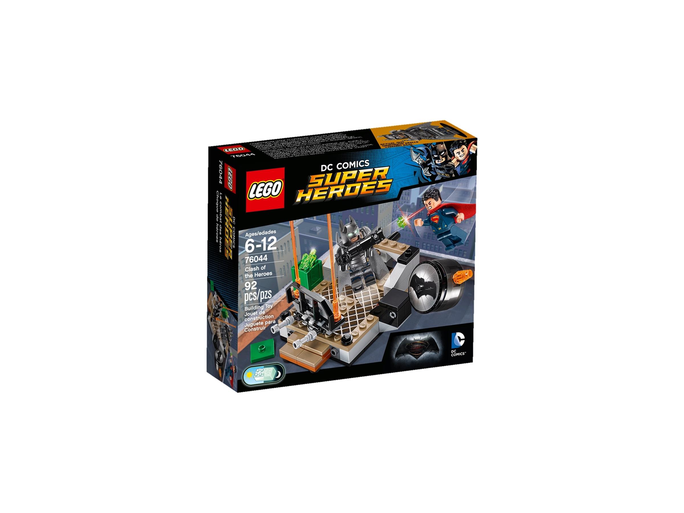 lego 76044 oppgjor mellom helter