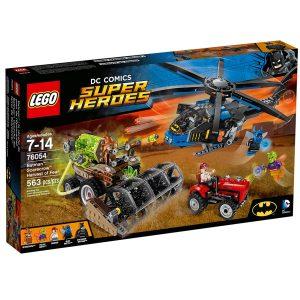 lego 76054 batman scarecrow fryktens host