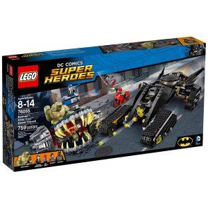 lego 76055 batman killer croc kamp i kloakken