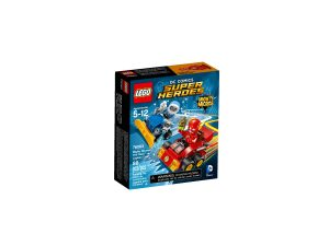 lego 76063 mighty micros the flash mot captain cold