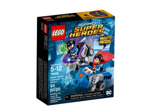 lego 76068 mighty micros superman mot bizarro