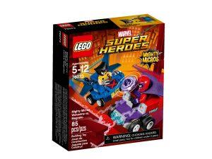 lego 76073 mighty micros wolverine mot magneto