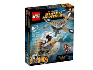 lego 76075 wonder woman i krigerkamp
