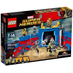 lego 76088 tor mot hulk oppgjor pa arenaen