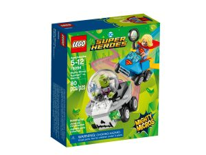 lego 76094 mighty micros supergirl mot brainiac