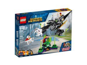 lego 76096 superman og krypto samarbeider