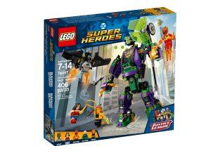 lego 76097 kamp mot lex luthor roboten
