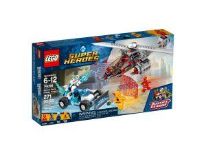 lego 76098 iskald speed force jakt