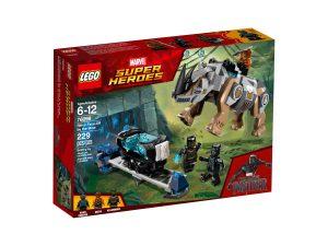 lego 76099 rhino i gruveoppgjor