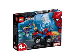 lego 76133 spider man i biljakt