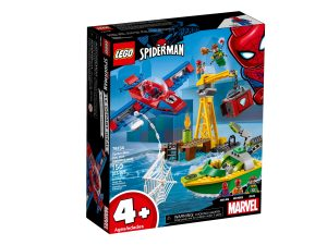 lego 76134 spider man doc ocks diamantkupp