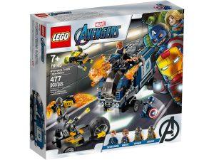 lego 76143 avengers lastebilkupp