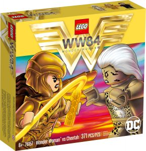 lego 76157 wonder woman mot cheetah