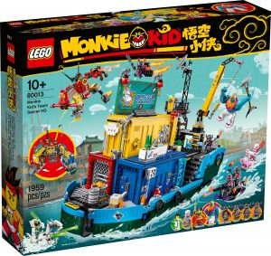 lego 80013 monkie kid teamets hemmelige hk
