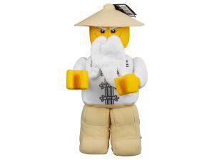 lego 853765 mester wu minifigur i plysj