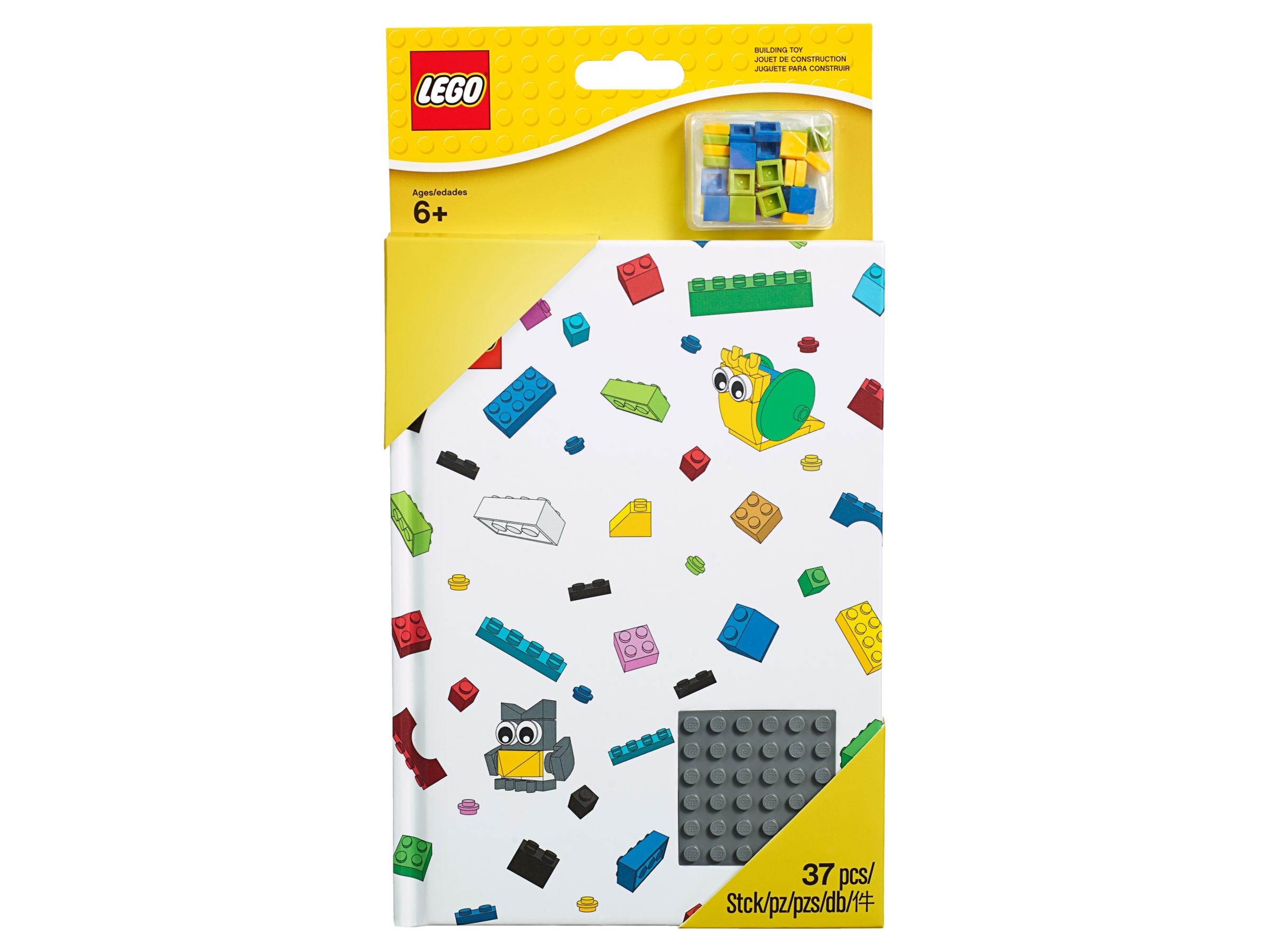 lego 853798 notisblokk med knotter 2018