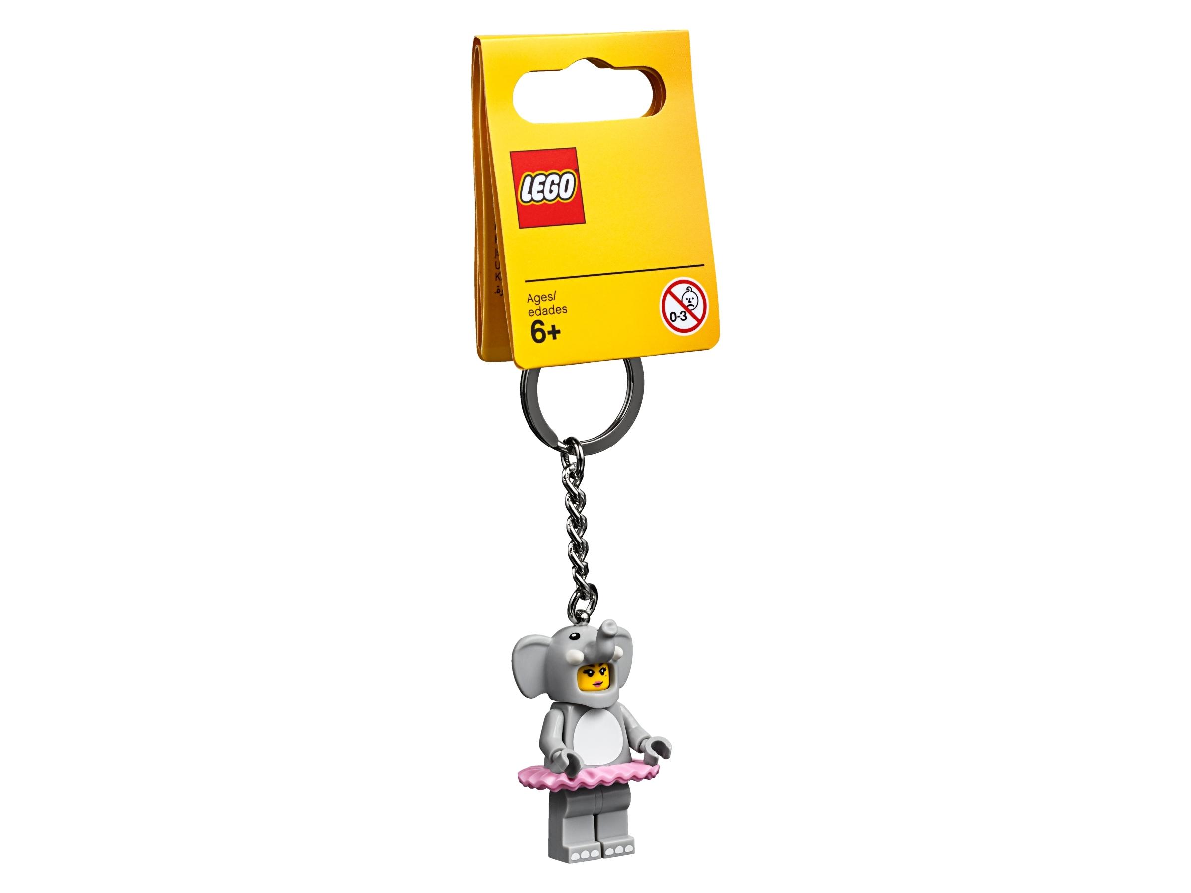 lego 853905 nokkelring med elefantjente
