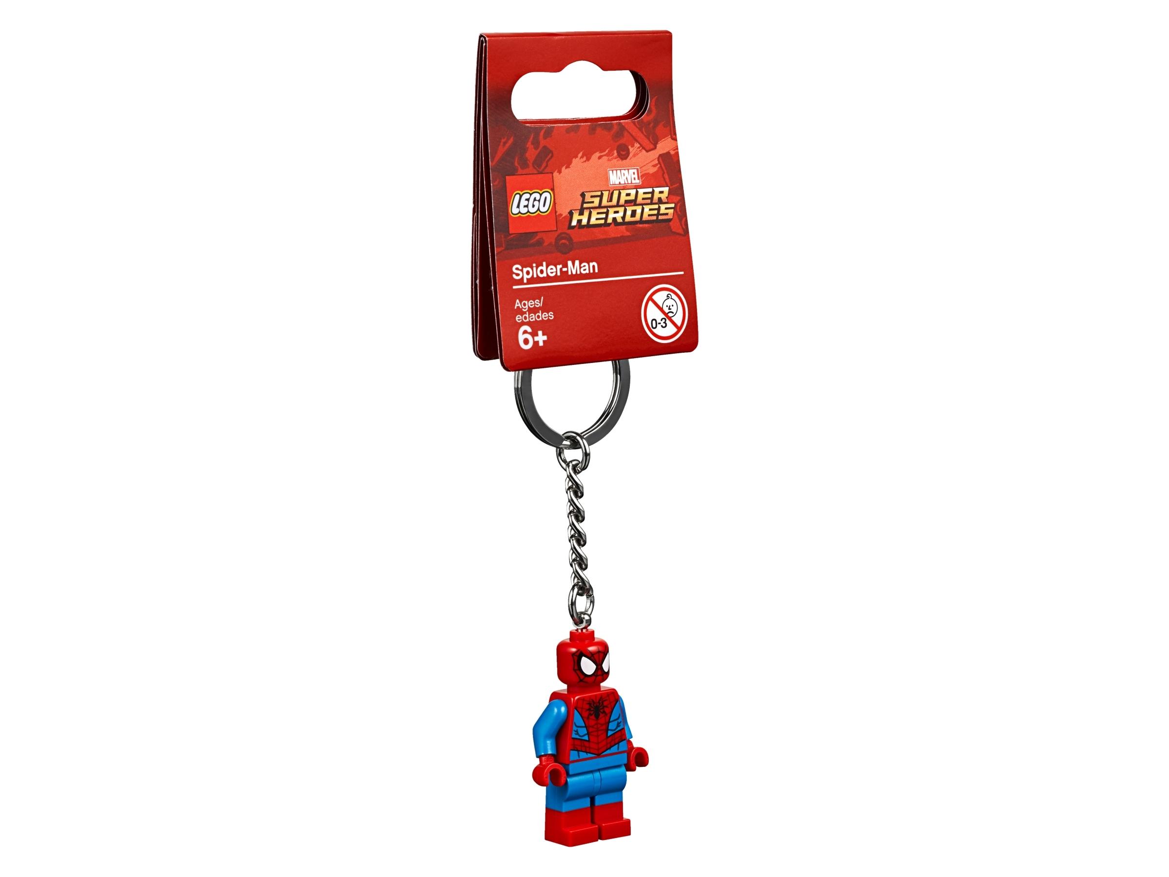 lego 853950 nokkelring med spider man