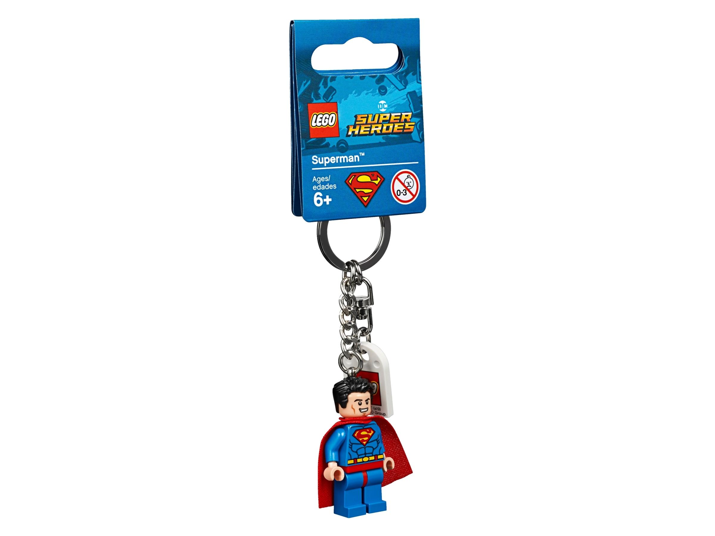 lego 853952 nokkelring med superman