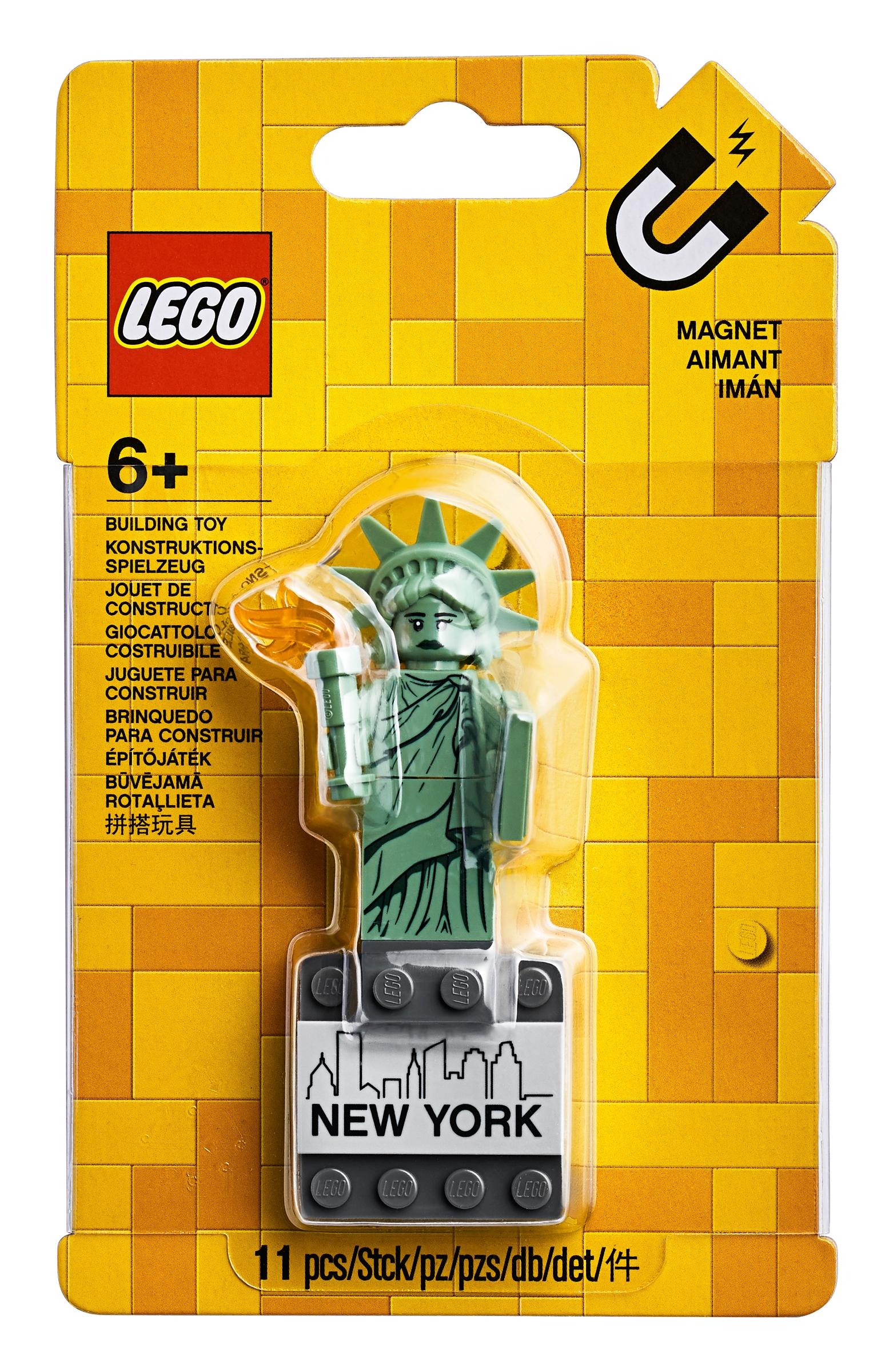 lego 854031 magnetmodell av frihetsgudinnen