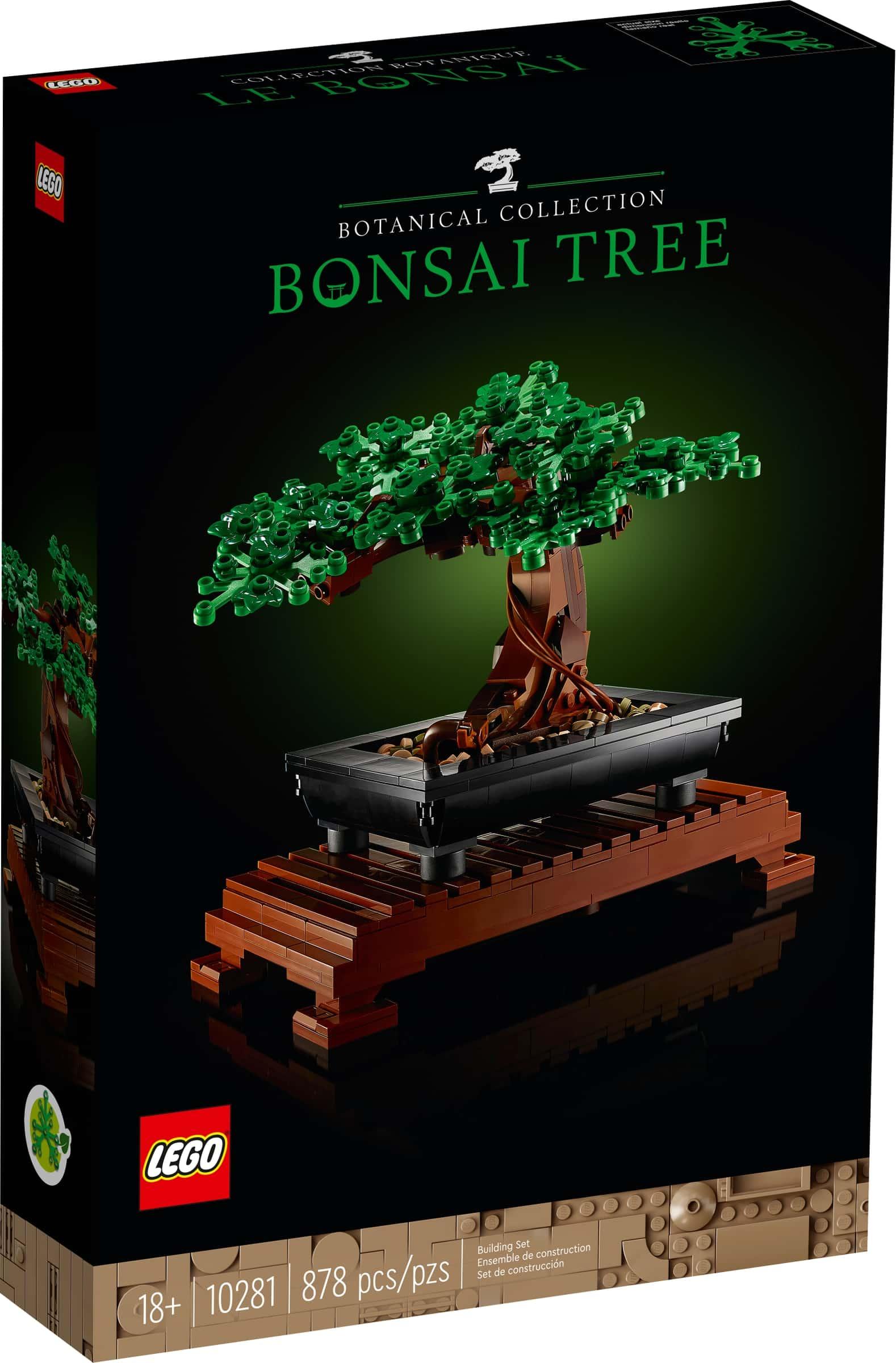 LEGO 10281 Bonsai-tre