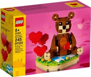 lego 40462 valentins brunbjorn